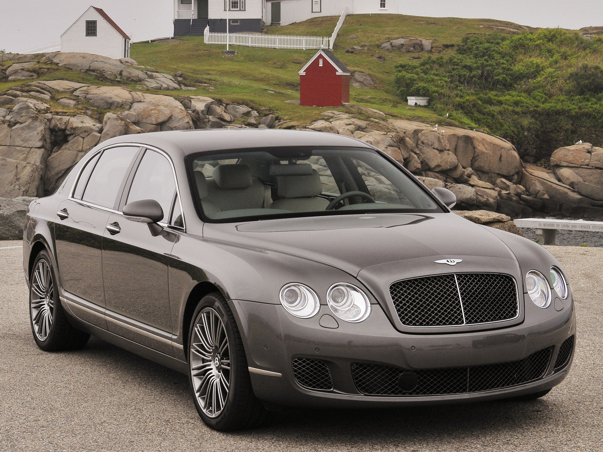 2008 Bentley Continental Flying Spur #1