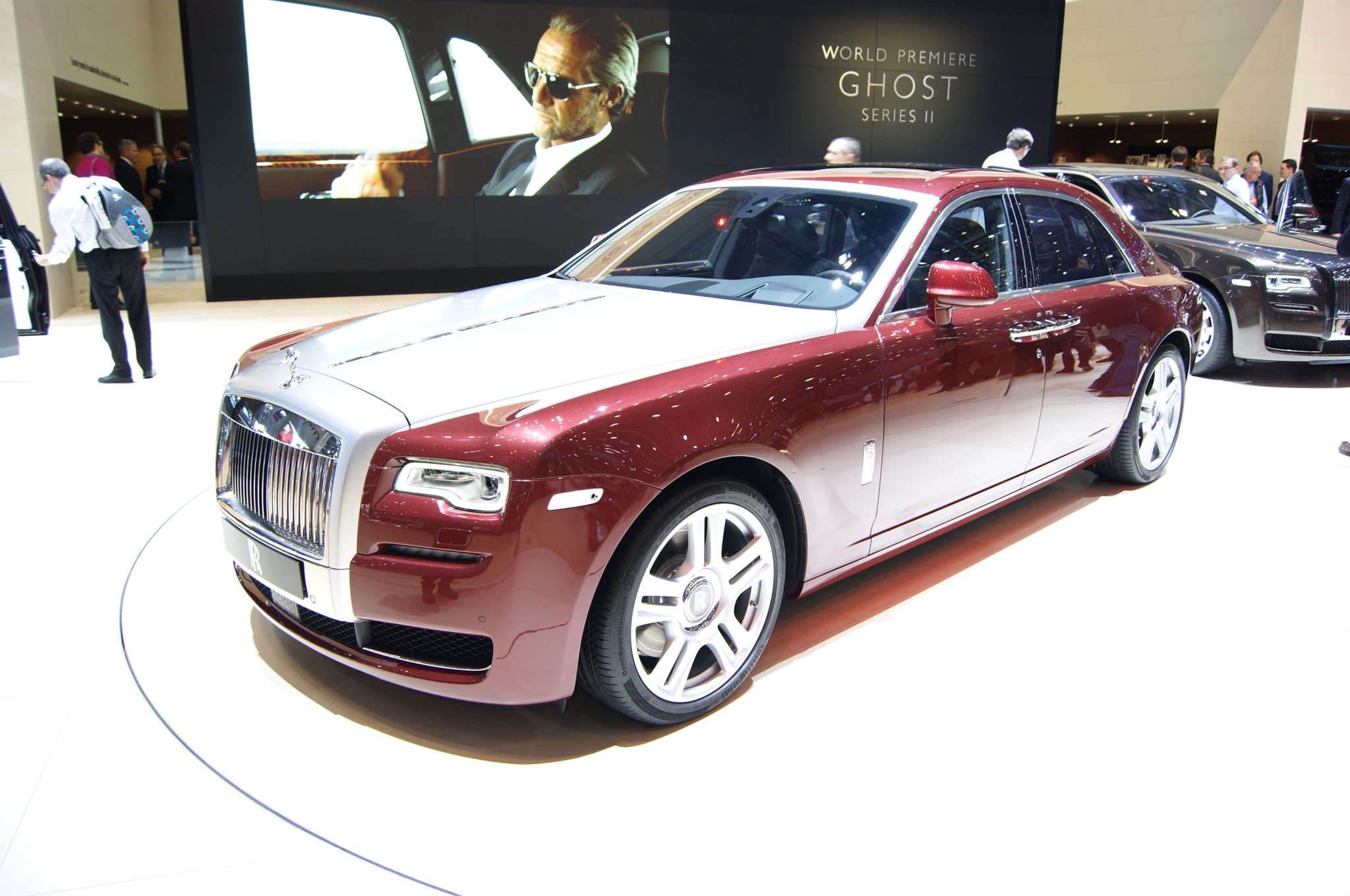 2015 Rolls royce Ghost Series Ii #3