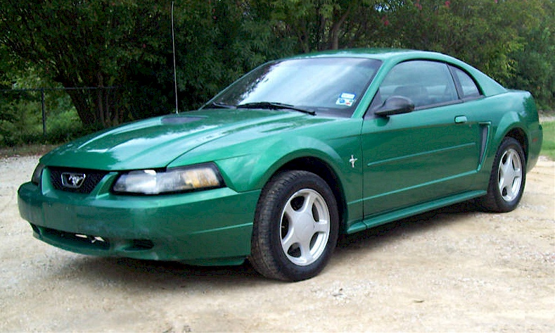 2002 Ford Mustang #15
