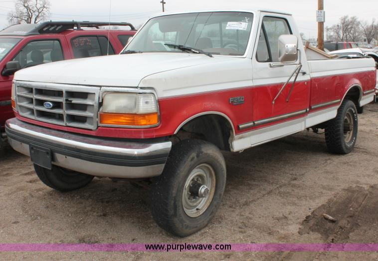 1993 Ford F-250 #13