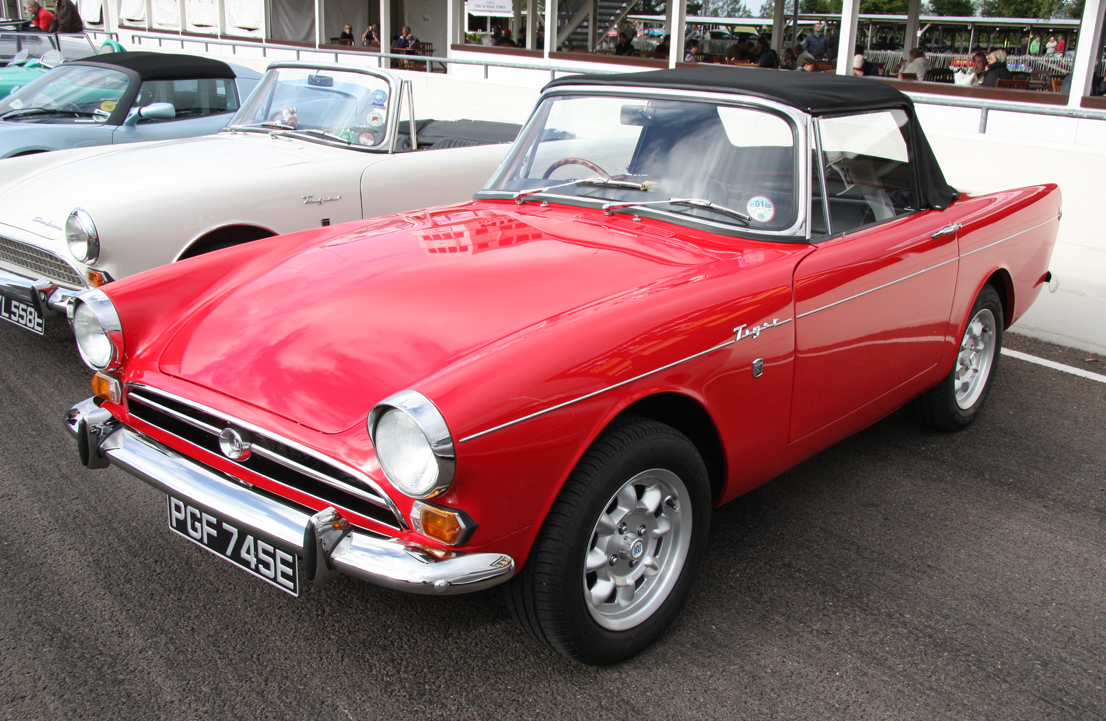 Sunbeam Tiger #1