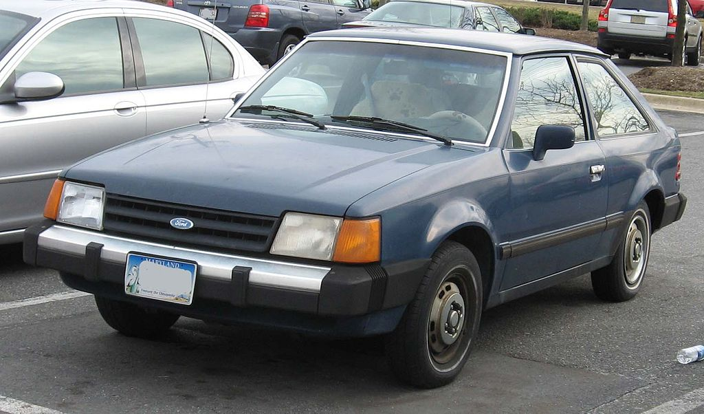 1986 Ford Orion #13
