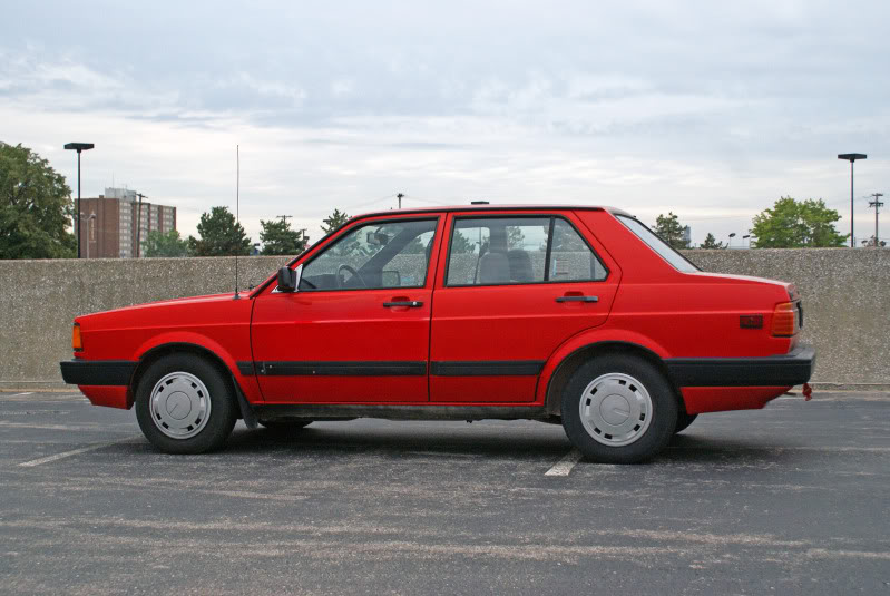 1990 Volkswagen Fox #5