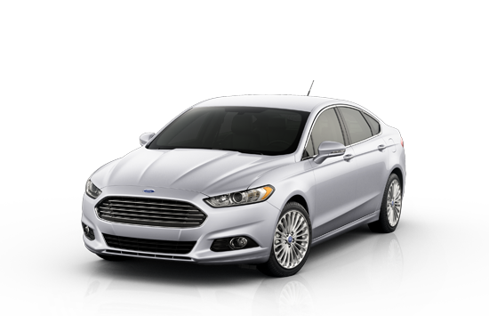 2015 Ford Fusion #2