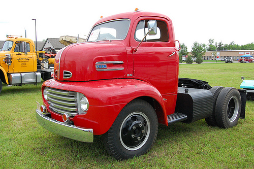 1949 Ford F #16