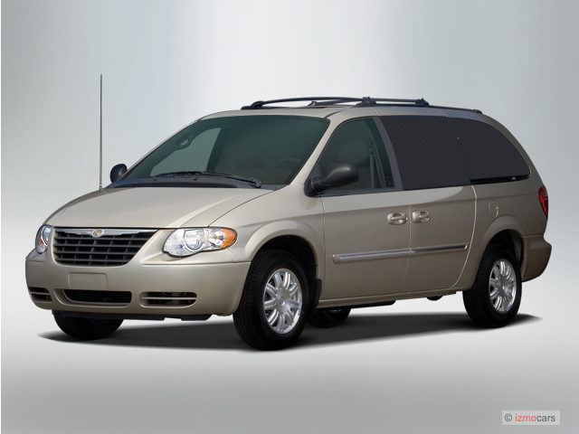 2007 Chrysler Town And Country #6