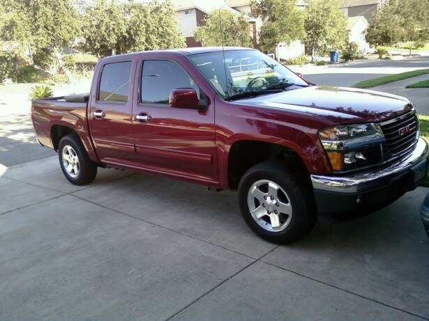 2010 GMC Canyon #4