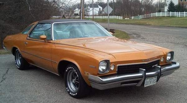1974 Buick GS #4