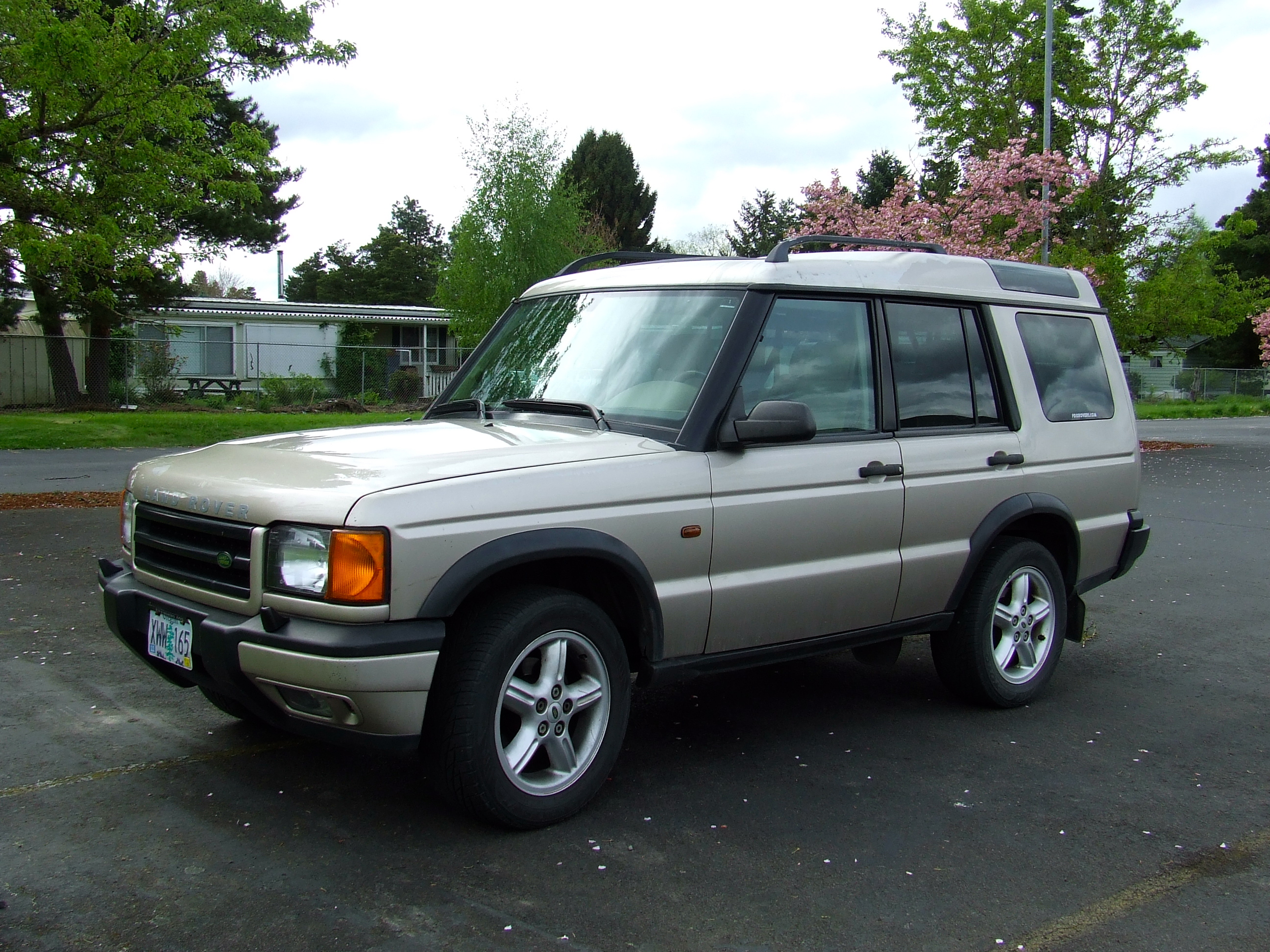 2000 Land Rover Discovery Series Ii #3