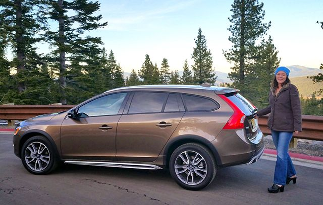 Volvo V60 Cross Country #4
