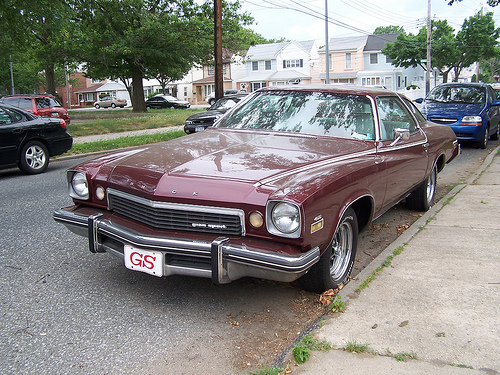 1974 Buick GS #7