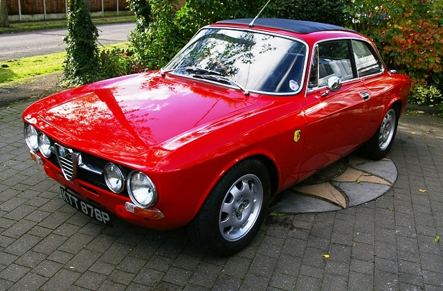 1975 Alfa Romeo Junior #9