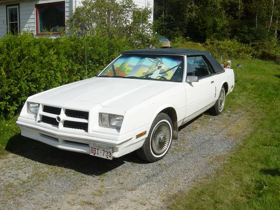 1982 Chrysler Cordoba #5