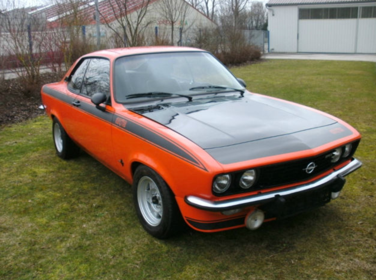 1972 opel manta photos informations articles. Black Bedroom Furniture Sets. Home Design Ideas