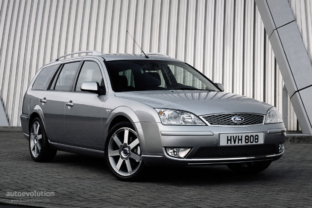 2007 Ford Mondeo #9