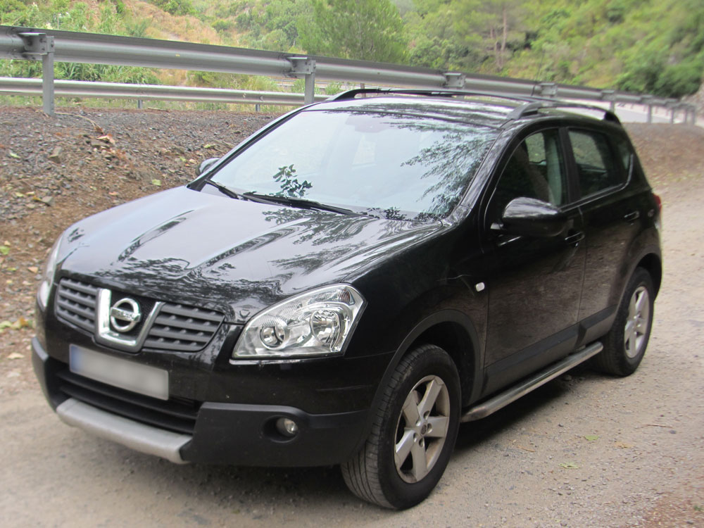 2007 nissan qashqai photos informations articles. Black Bedroom Furniture Sets. Home Design Ideas