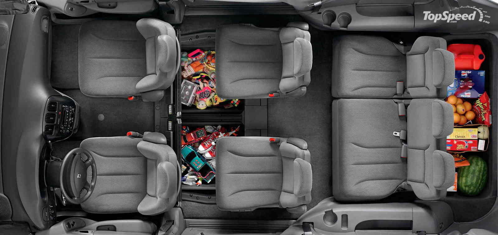 2006 Chrysler Town And Country #11