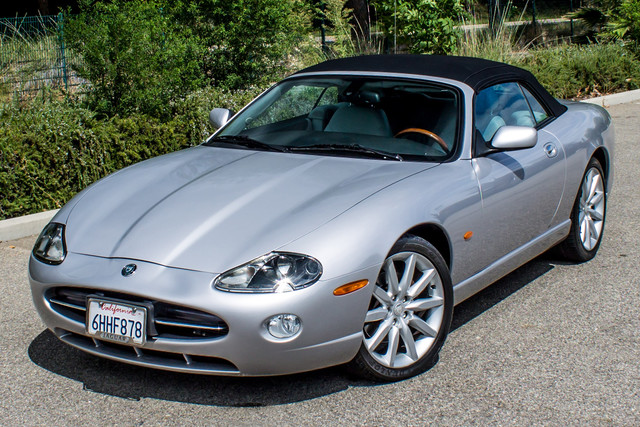 2006 Jaguar Xk-series #6