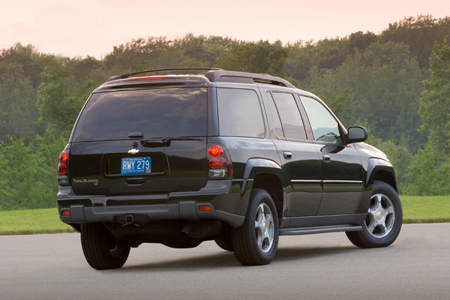 2009 Chevrolet Trailblazer #4