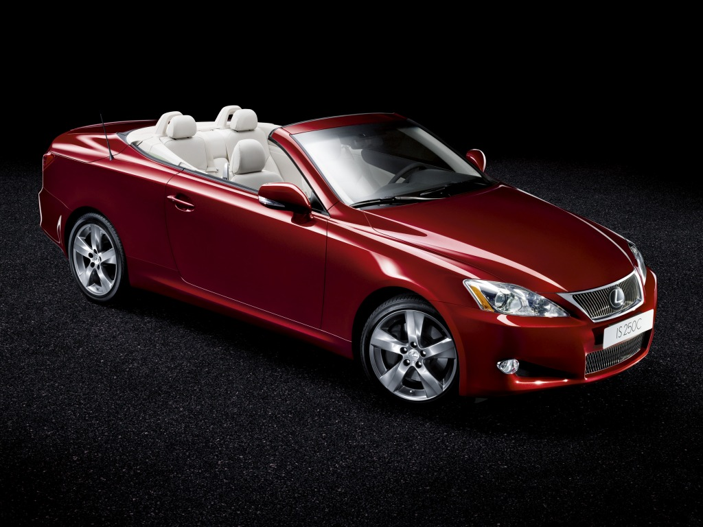 2011 Lexus Is 250 C #13