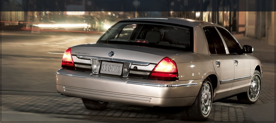 2009 Mercury Grand Marquis #9
