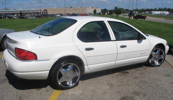 1997 Plymouth Breeze #13