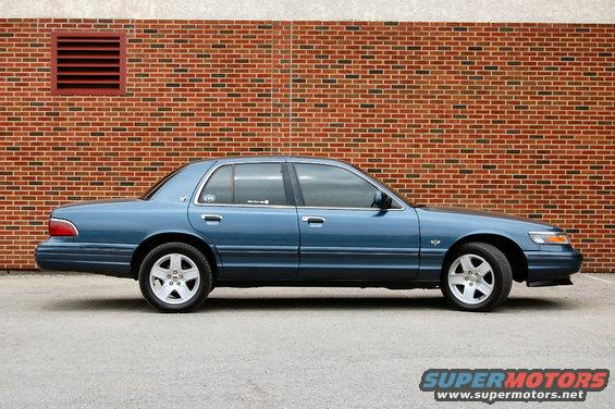 1996 Mercury Grand Marquis #10
