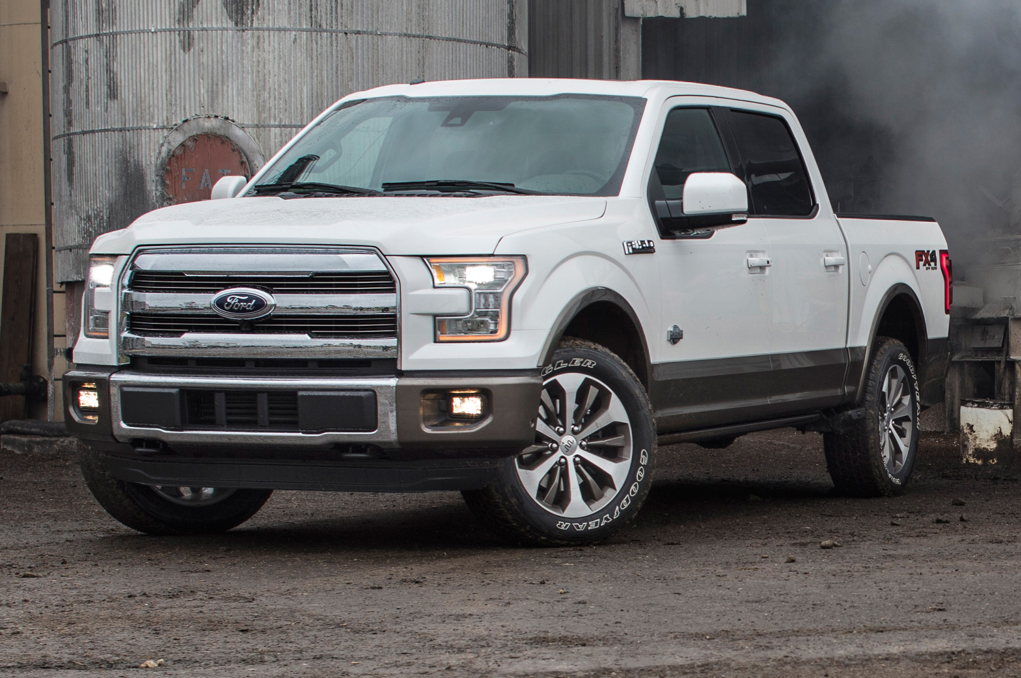 Ford F-250 #15