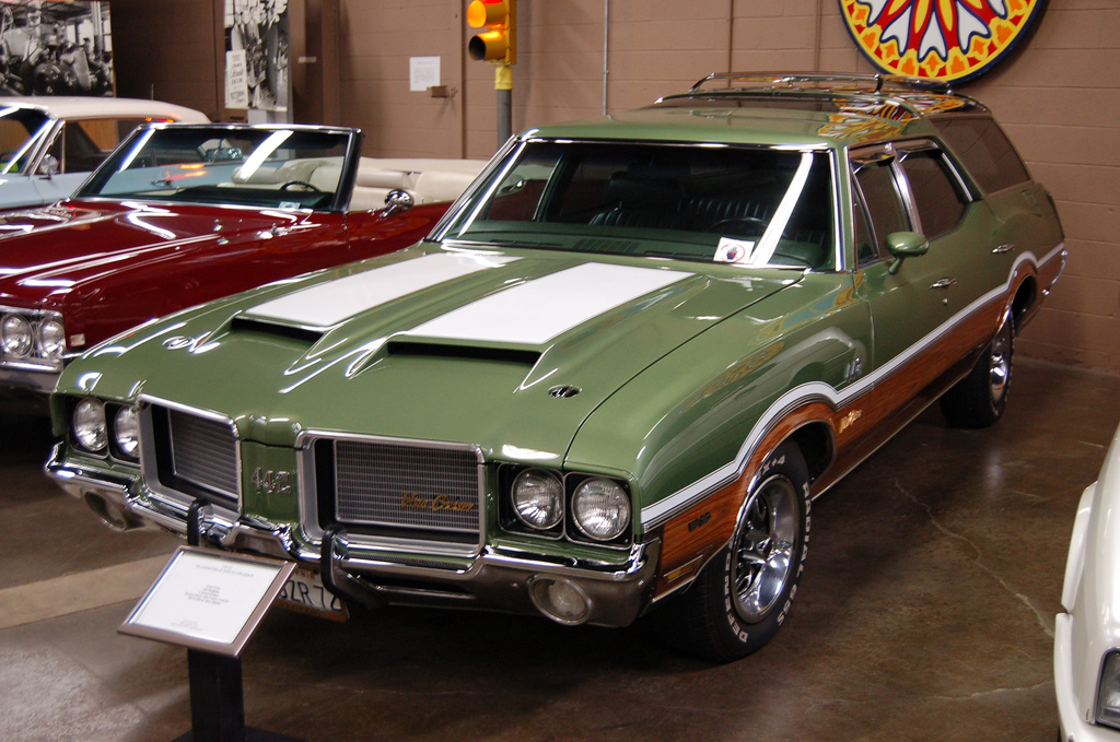 1972 Oldsmobile Vista Cruiser #2