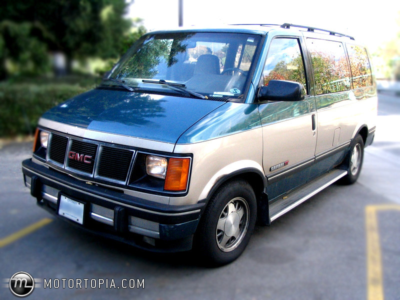 1993 GMC Safari #7