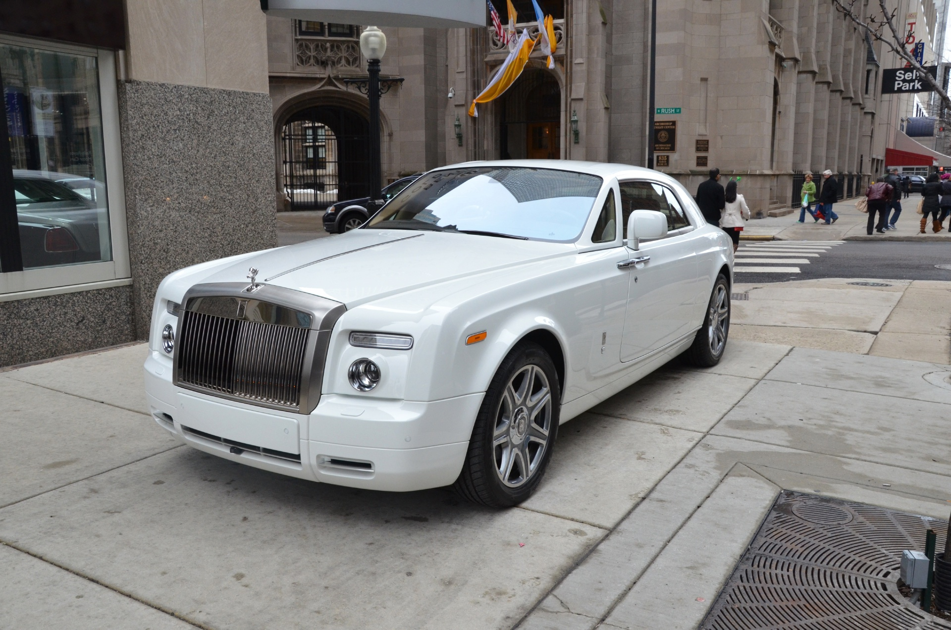 2011 Rolls royce Phantom Coupe #13