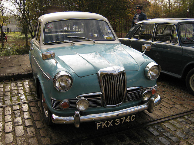 1965 Riley One-Point-Five #9