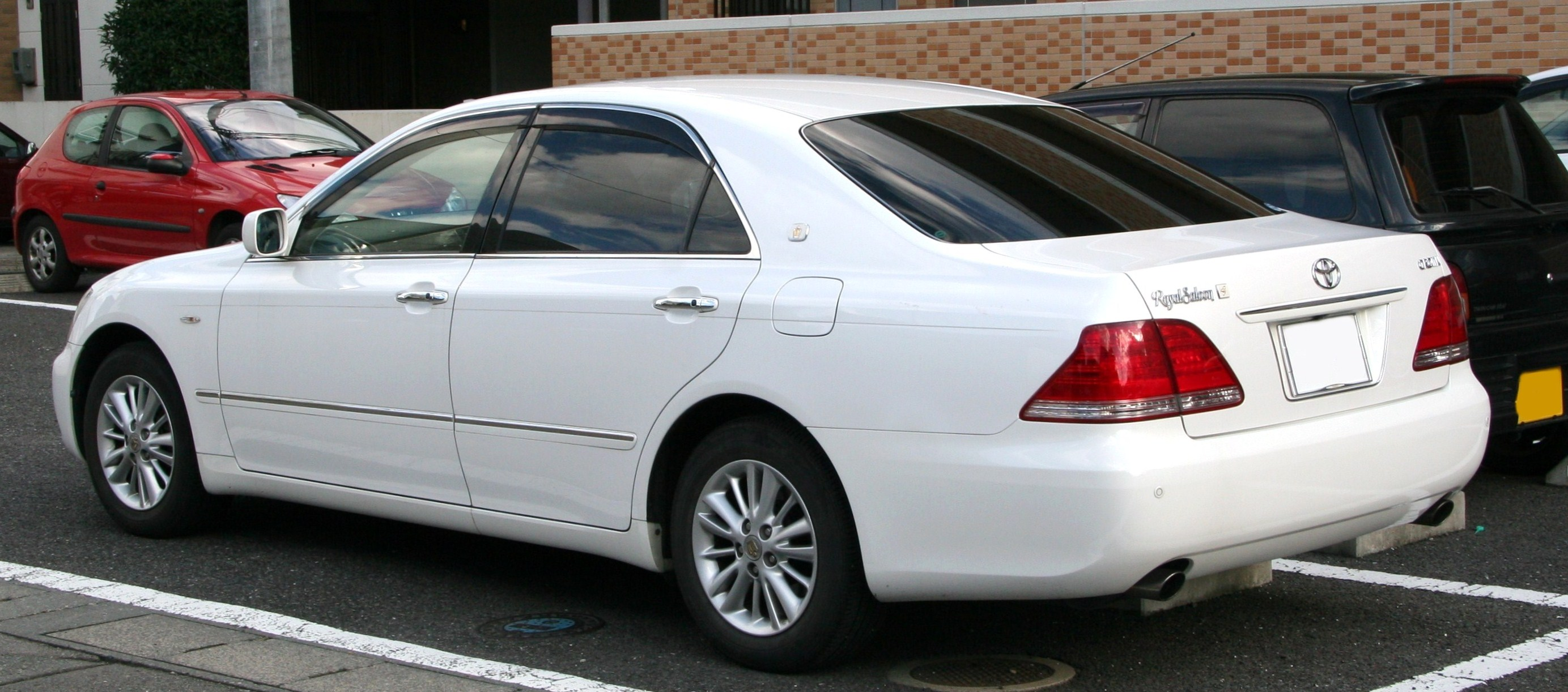 2005 Toyota Crown #11