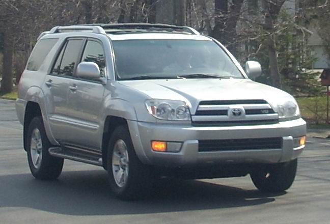 2003 toyota 4runner photos informations articles. Black Bedroom Furniture Sets. Home Design Ideas