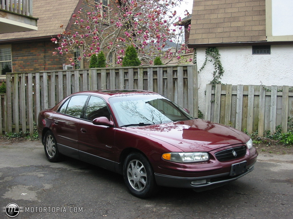 1998 Buick Regal #4
