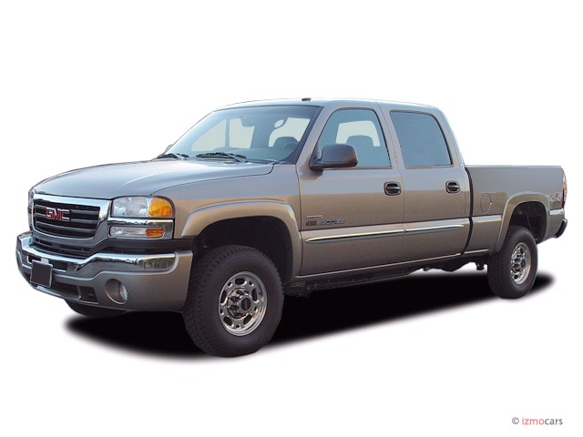 2003 GMC Sierra 2500hd #4