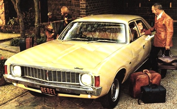 1973 Chrysler Valiant #19