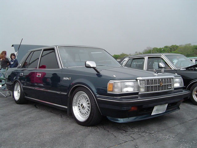 1985 Toyota Crown #10