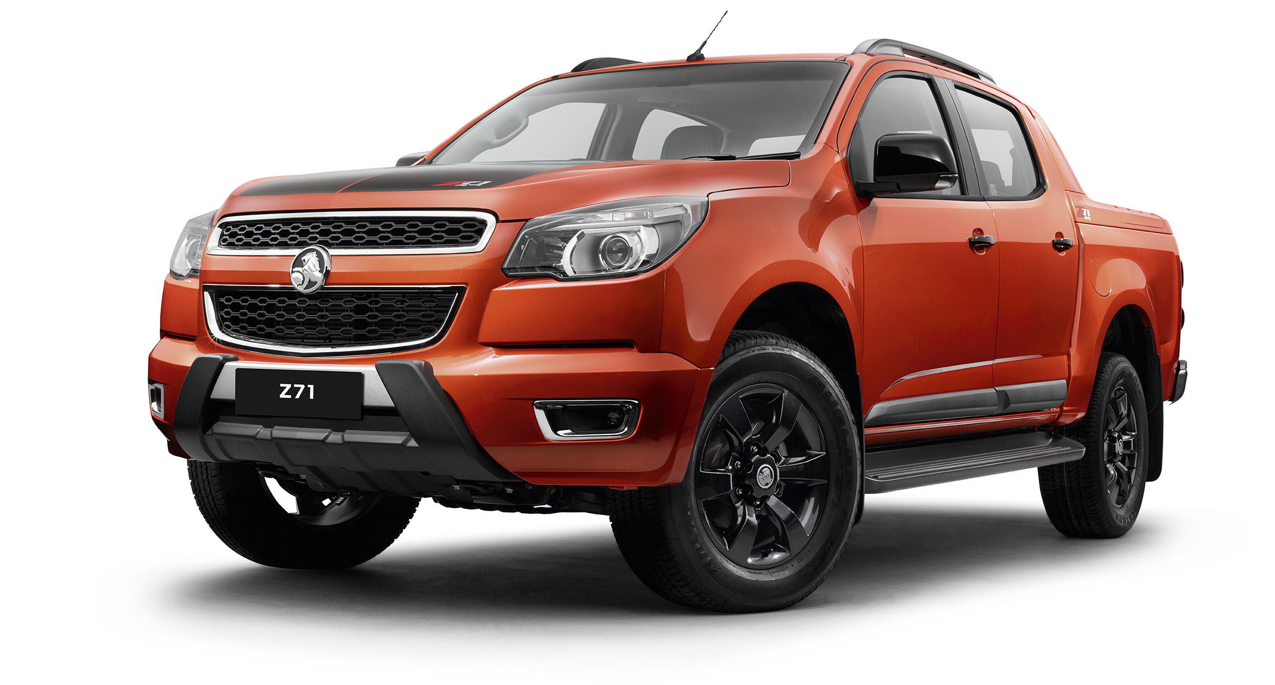 Holden Colorado #1