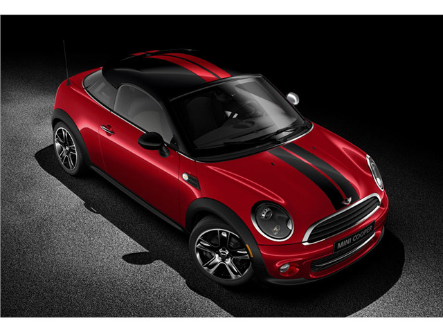 2014 Mini Cooper Coupe #16