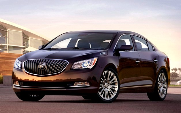 2015 Buick Regal #12