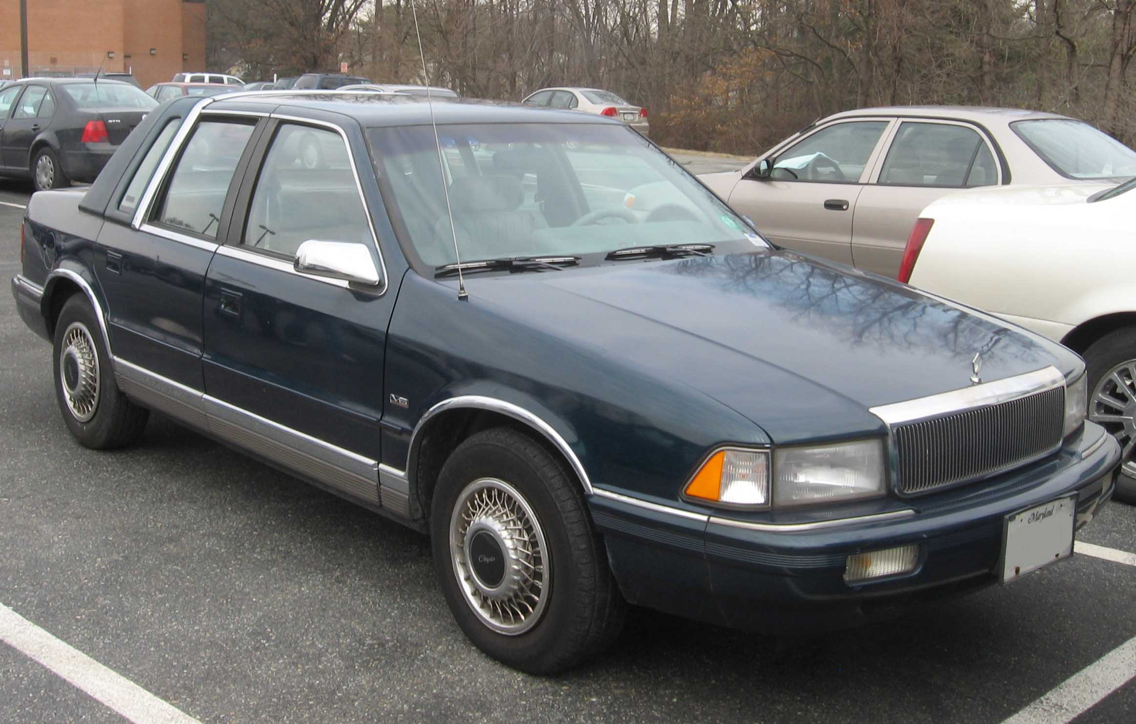 1992 Chrysler Le Baron #6