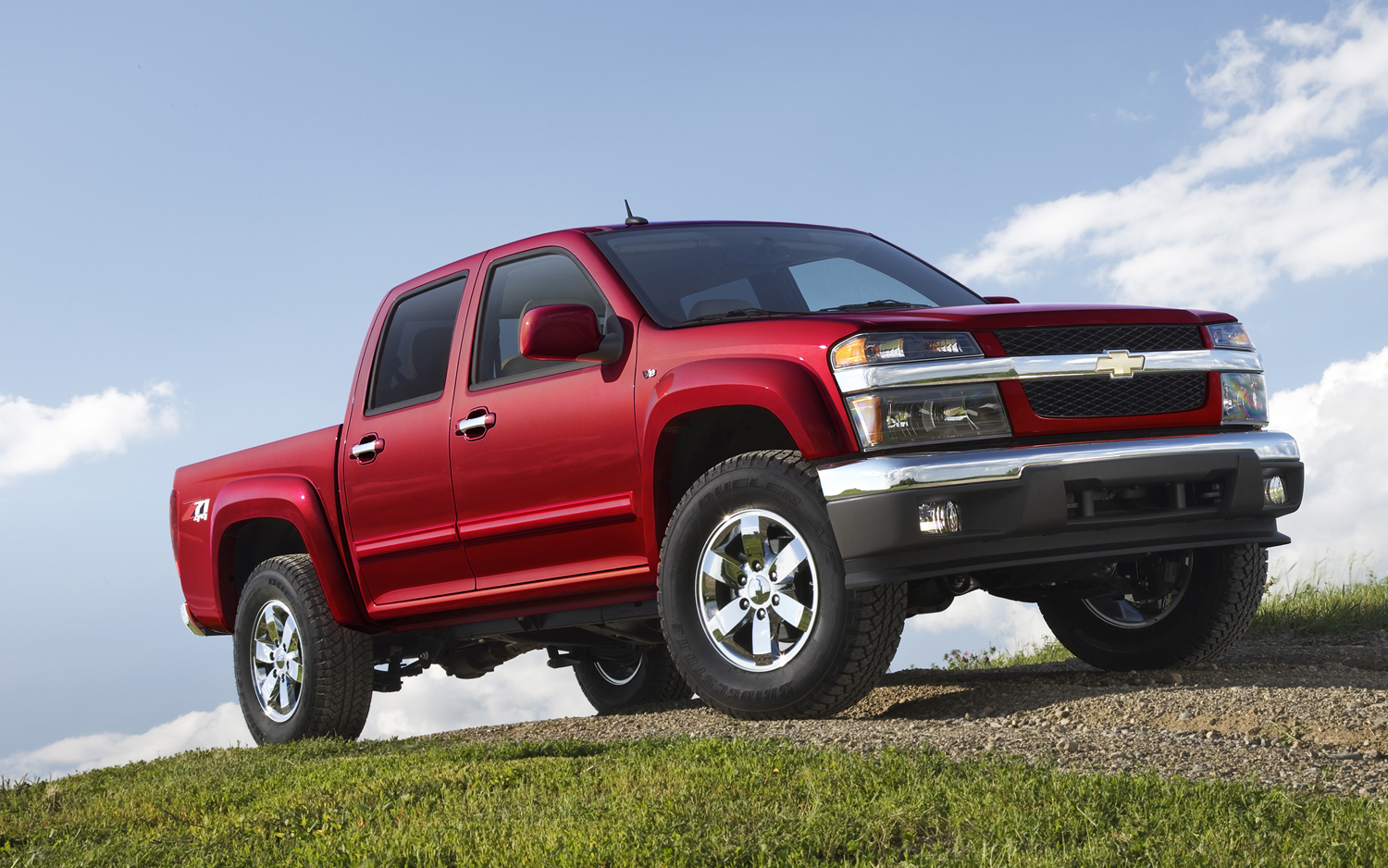 2012 Chevrolet Colorado #4