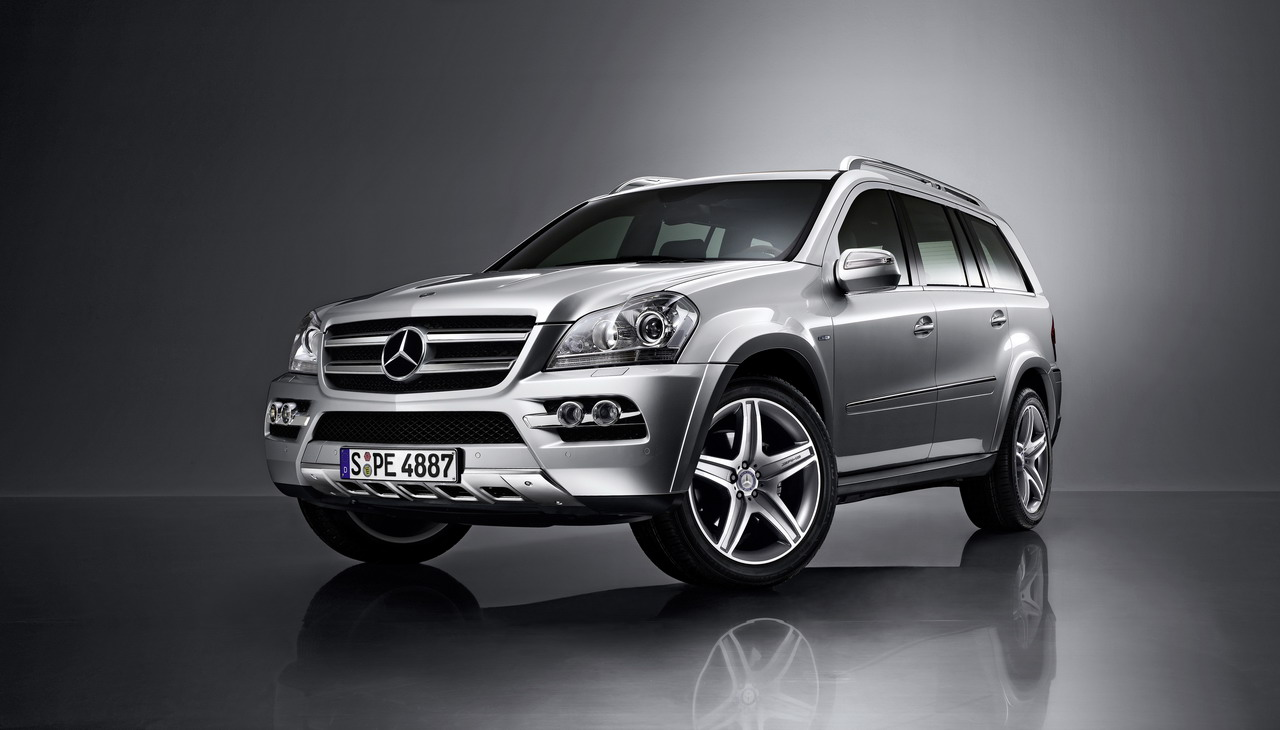 Mercedes-Benz GL #13