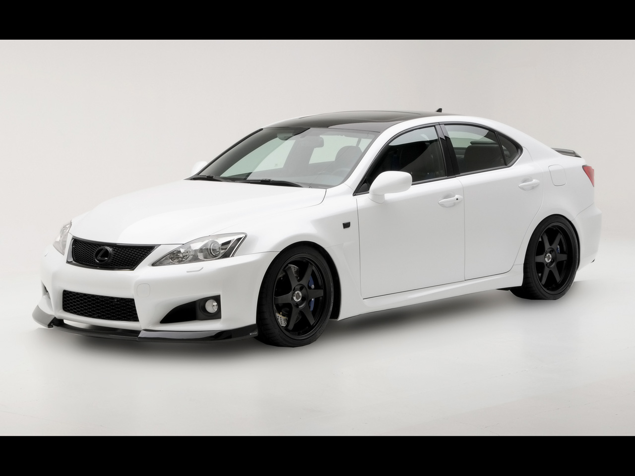 2009 Lexus Is F #14