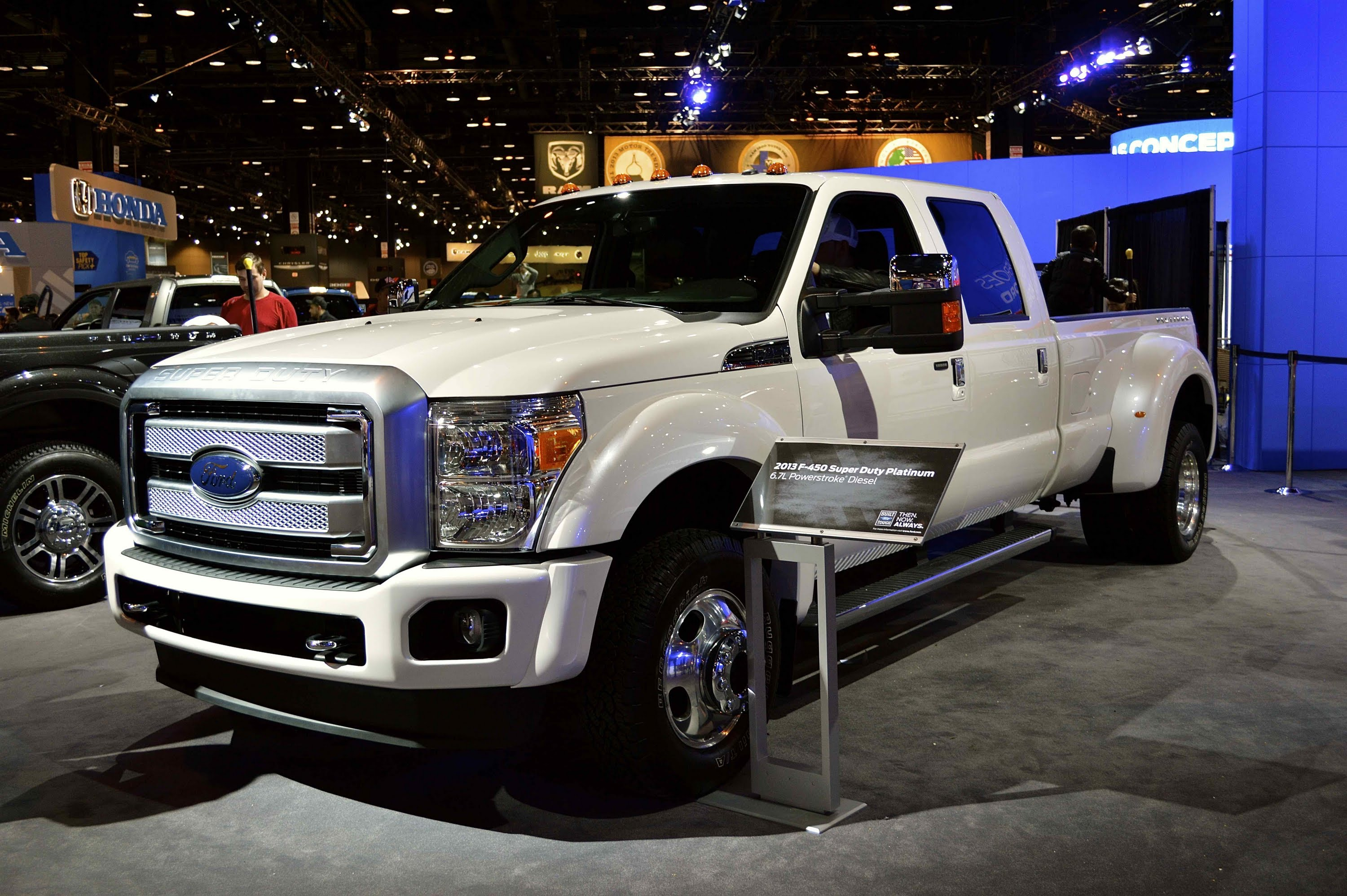 2013 Ford F-450 Super Duty #10