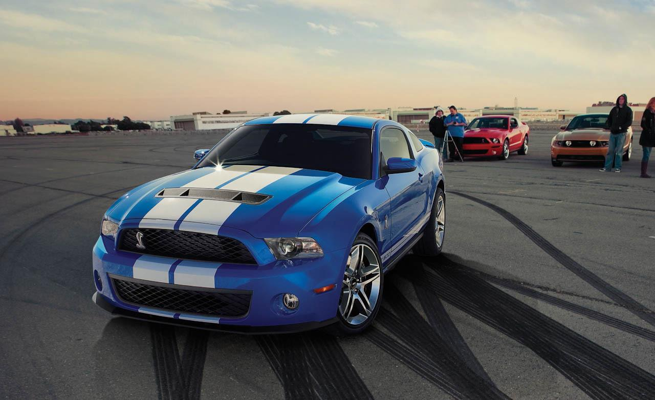 2012 Ford Shelby Gt500 #9
