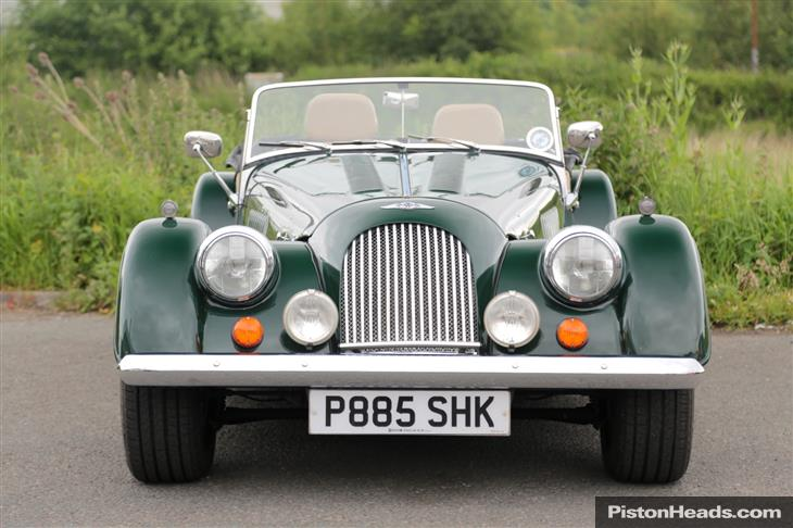 1997 Morgan Plus 4 #9