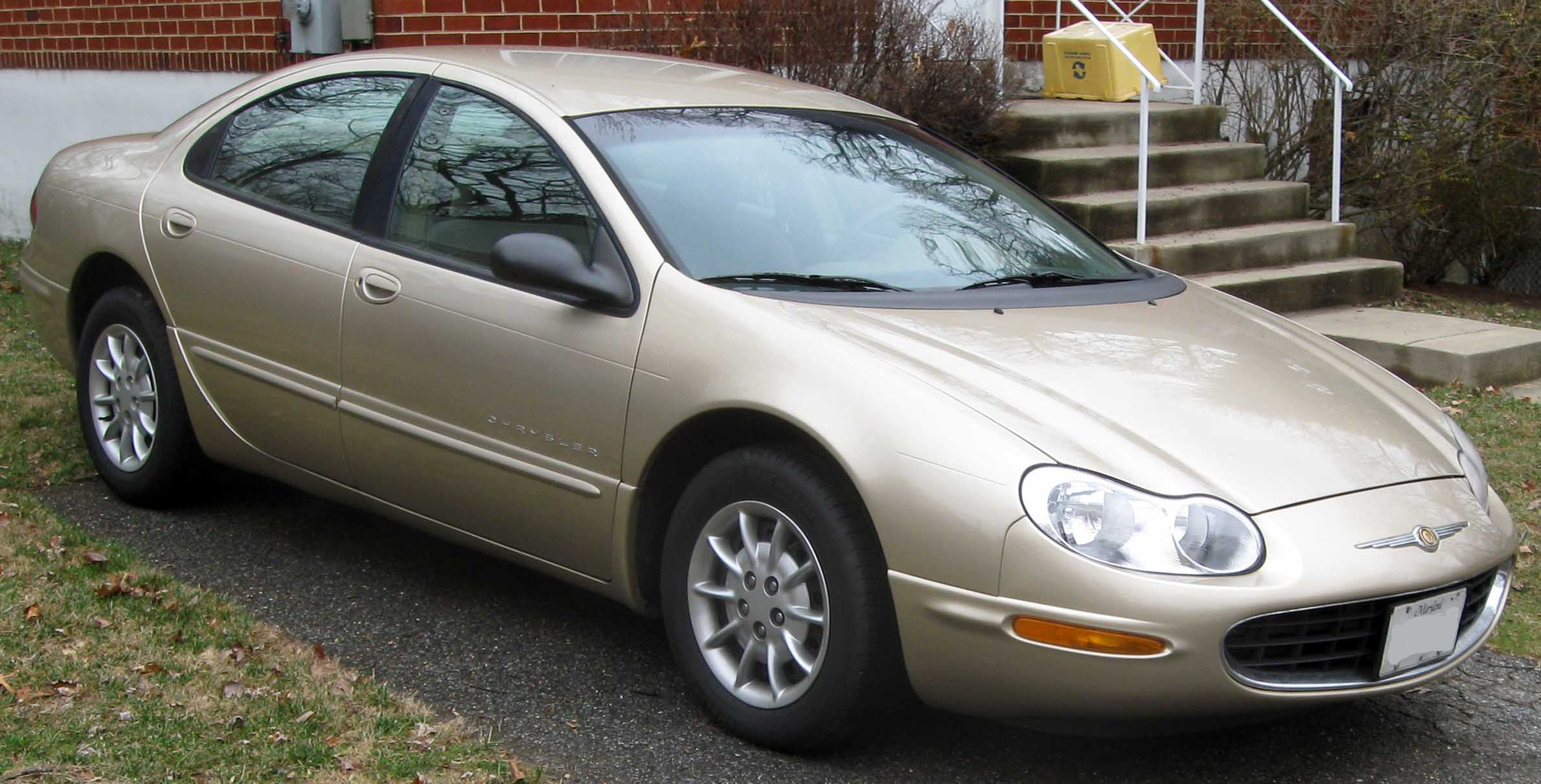 1999 Chrysler Concorde #2