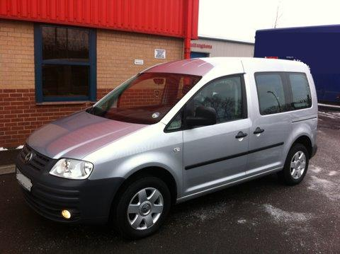 2006 Volkswagen Caddy #14